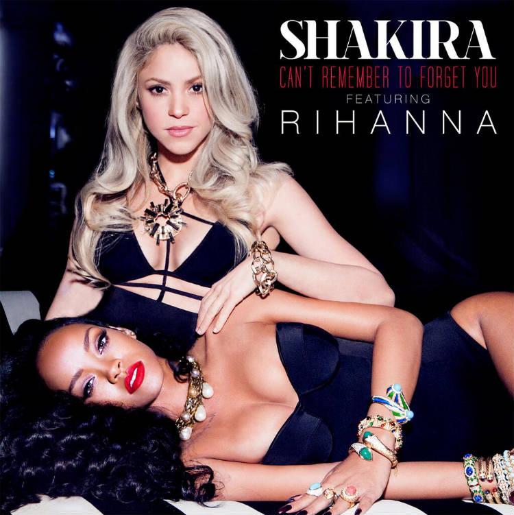 Shakira & Rihanna