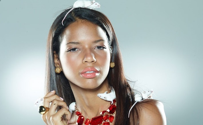 Vanessa Parra eliminada de Colombia's Next Top Model