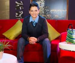 Camila Chaín nueva presentadora del programa 'El Sofá' del Canal Capital