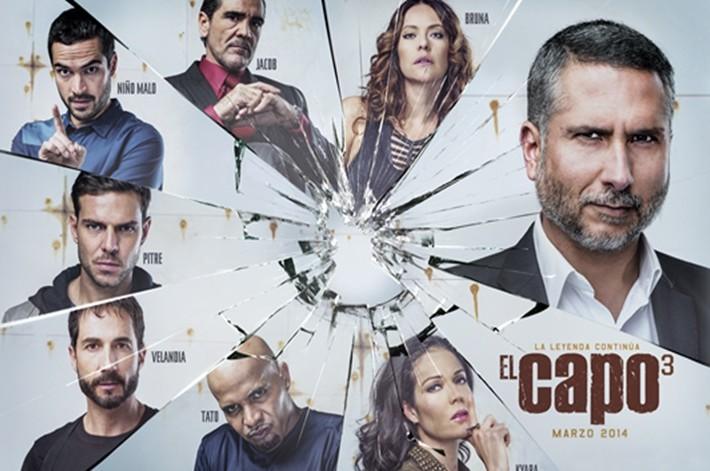 Mundo FOX anuncia el estreno de la serie 'El Capo 3′