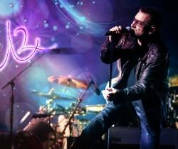 U2 rendirá homenaje a Nelson Mandela en los Premios Óscar