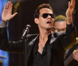 Marc Anthony arrasa en los Premios Lo Nuestro 2014