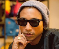 Pharrell Williams actuará en la gala de los Premios Óscar