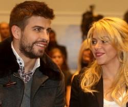 Shakira y Piqué están entre las parejas más atractivas del fútbol