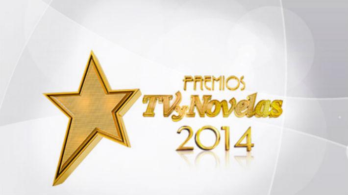 Estos son los ganadores de los Premios Tv y Novelas 2014