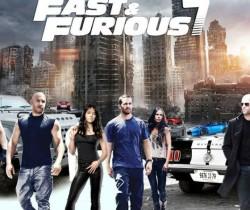 Rodaje de la película Rápido y Furioso 7 se reanudará en abril