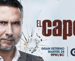 Mundo FOX confirma fecha de estreno de la serie 'El Capo 3'