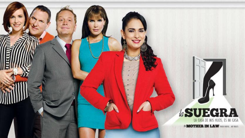 Canal Caracol anuncia la fecha del capítulo final de La Suegra