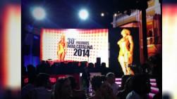 Estos son los ganadores de los Premios India Catalina 2014