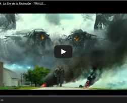 Paramount revela el primer trailer oficial de Transformers 4