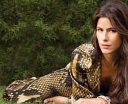 La actriz Zharick León está embarazada de su segundo hijo