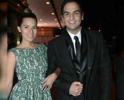 Alejandro Palacio y su esposa Dina Margarita esperan su tercer hijo