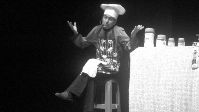 El Teatro La Mama presenta la comedia 'Cocinando con Ralf'
