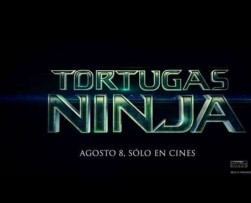 Presentan primer trailer de 'Tortugas Ninja' con Megan Fox