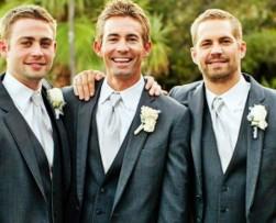 Hermanos de Paul Walker concluyen escenas de 'Rápido y Furioso 7'