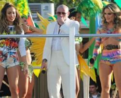 Pitbull y Jennifer López lanzan canción del mundial de fútbol Brasil 2014