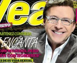 Jairo Martínez pelea con la Revista Vea luego de aparecer en su portada