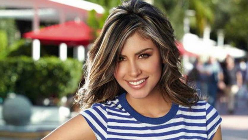 Jessica Cediel se va del Canal RCN para la cadena Univisión