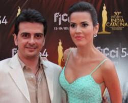Laura de León y Carlos Camacho estarían en una relación sentimental