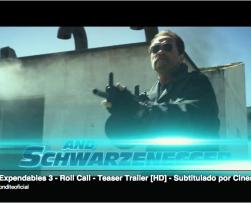 Presentan primer trailer de 'Los Indestructibles 3' (The Expendables 3)