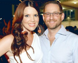 La actriz Maritza Rodríguez dio a luz a sus mellizos Akiva y Yehuda