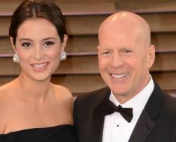 Bruce Willis se convierte en padre de una niña por quinta vez