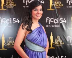 Eileen Moreno habló de su personaje en la producción 'El Chivo'