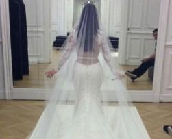 Revelan fotos del matrimonio de Kim Kardashian y Kanye West