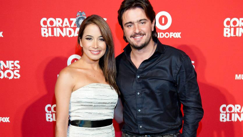 Majida Issa y Andrés Sandoval terminaron su relación