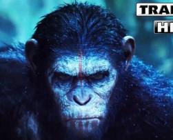 Presentan nuevo trailer de la película El planeta de los Simios: Confrontación