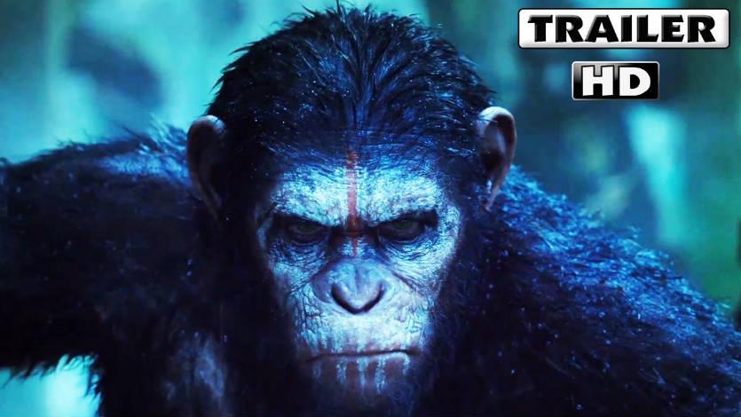 Subtitulado: Nuevo trailer de El planeta de los Simios 2014