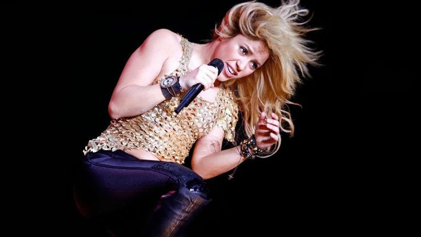 Shakira cantará en la entrega de los premios Billboard 2014