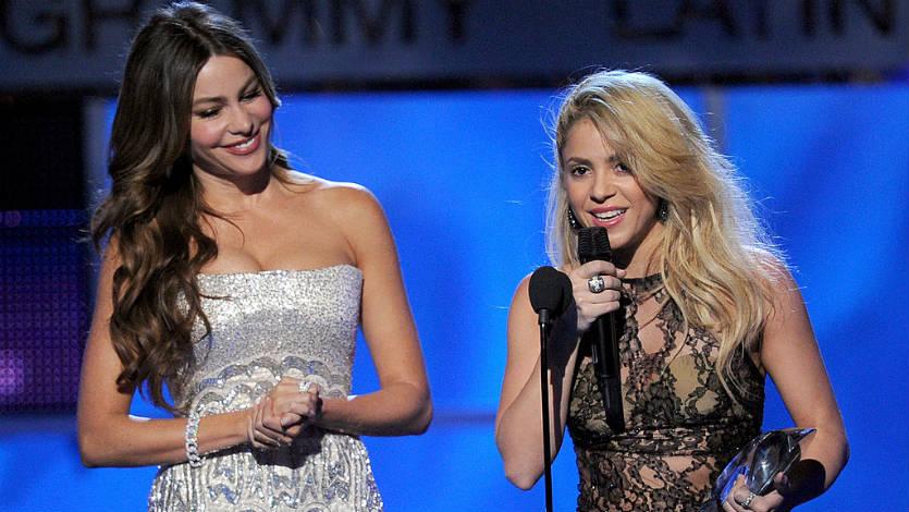 Shakira y Sofía Vergara entre las mujeres más poderosas