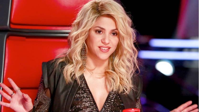 Shakira se retira del programa 'The Voice'