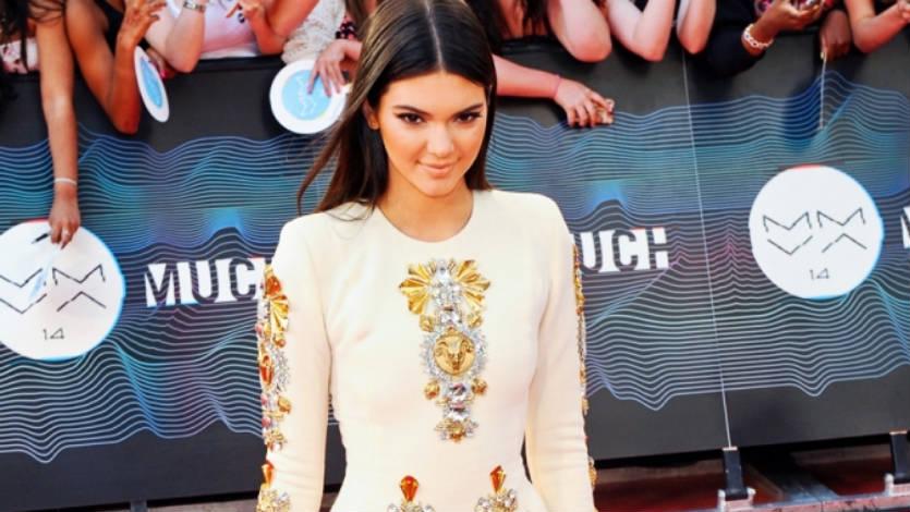 Fotos: Kendall Jenner sexy vestido en los MuchMusic