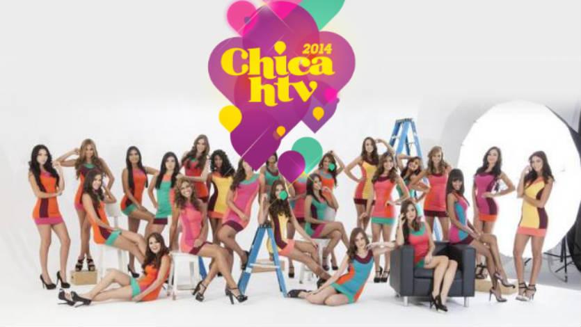 Inscripciones para el concurso Chica HTV 2014