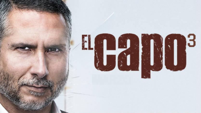 Canal RCN anuncia la fecha del final de la serie 'El Capo 3'