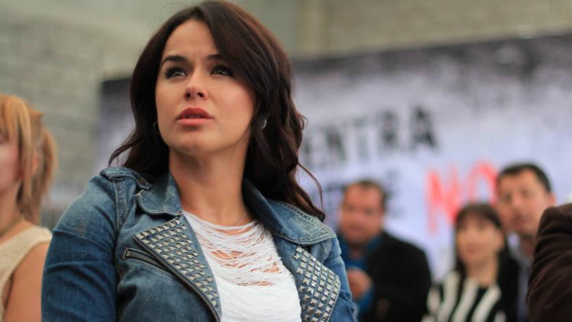 Escándalo: Actriz Heidy Bermúdez visita a 'Los Rastrojos' en la cárcel