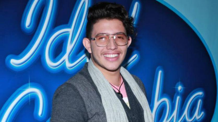 Javier Chaguendo es expulsado del reality Idol Colombia