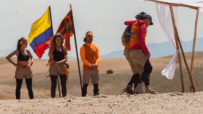Desafío Marruecos día 13: Celebridades pierden salvación