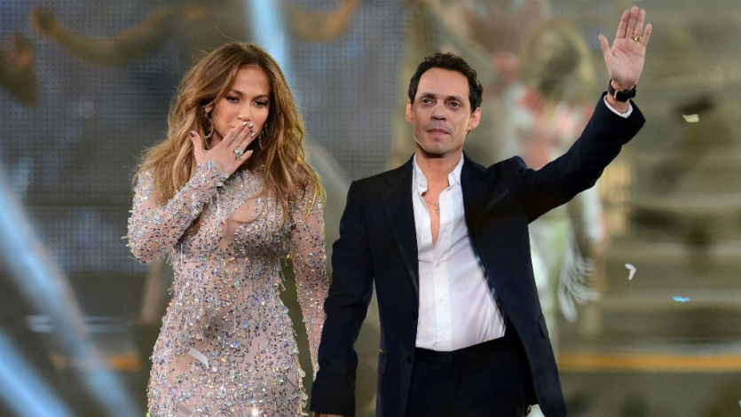 Marc Anthony y Jennifer Lopez concluyeron su divorcio