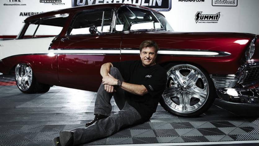 Overhaulin estrena nueva temporada en Discovery Channel