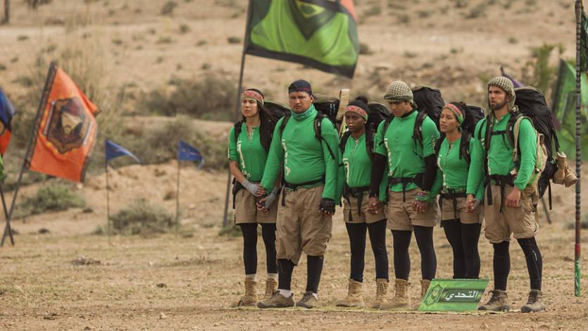 Día 16: Retadores ganan prueba territorial en Desafío Marruecos 2014