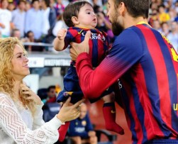 Shakira desmiente tener prohibido acercarse a Piqué en el Mundial