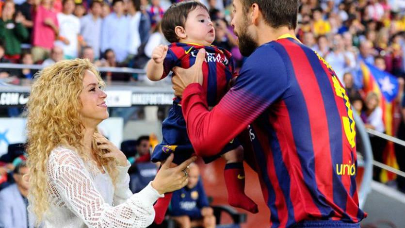 Shakira desmiente prohibición de acercarse a Piqué en Brasil