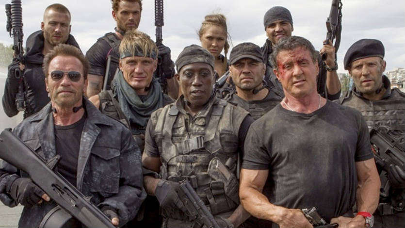 Subtitulado: 'The Expandibles 3' presenta explosivo trailer
