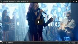 Adriana Lucía lanzará versión en vivo de 'Porro Hecho en Colombia'