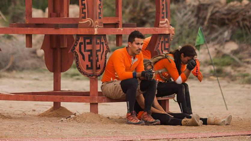 Desafío Marruecos día 26: Celebridades bajan su bandera