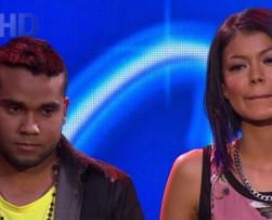 Elena y Diego están en riesgo de salir del reality 'Idol Colombia'