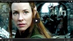 Revelan primer tráiler del film 'El hobbit: La batalla de los cinco ejércitos'